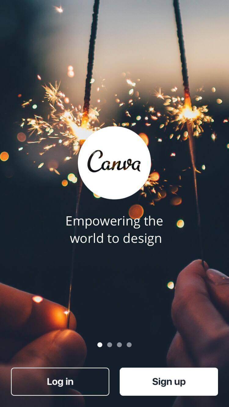 CANVA PARA IPHONE