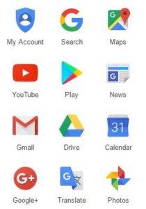 Perfil de Google