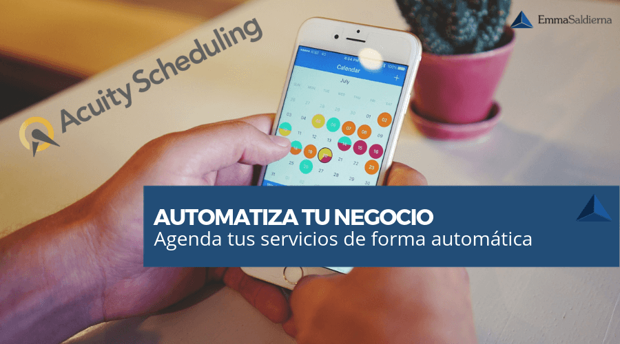 Acuity Scheduling – Herramienta para agendar tus servicios
